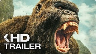 Download Kong: Skull Island ALL Trailer & Clips (2017) Video