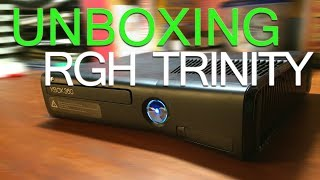 Download Unboxing RGH Trinity Xbox 360 Slim from GSC Mods Video
