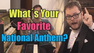 Download 9 National Anthems On Piano Video