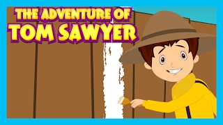 Download The Adventure Of Tom Sawyer - Bedtime Story For Kids || Moral Stories For Children In English Video
