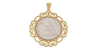 Download Bellezza Special Edition 500 Lira Coin Bronze Scroll Pen... Video