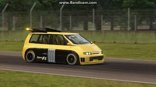 Download Assetto corsa Renault Espace F1 Video