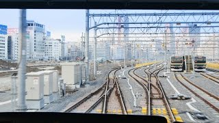 Download 【4K前面展望】上野東京ライン(常磐線) 北行 品川~新橋~東京~上野 Video
