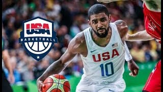 Download Kyrie Irving Team USA Offensive Highlights (2016) - UNREAL!!! Video