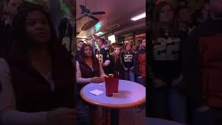 Download Saints bar reaction to Vikings Playoff Game Video