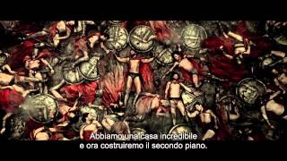 Download 300: L'alba di un Impero - Dietro le quinte - Featurette | HD Video