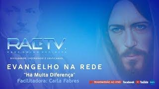 Download ″Há Muita Diferença″ - Evangelho na Rede com Carla Fabres Video