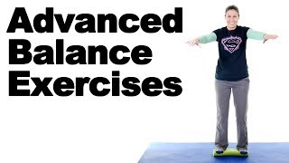 Download 7 Best Advanced Balance Exercises - Ask Doctor Jo Video