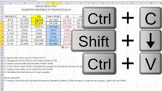 Download How to Pass an Excel Test Video