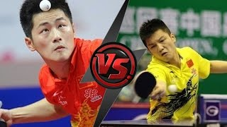 Download Table Tennis Chinese League 2016 - Zheng Peifeng Vs Fan Zhendong - Video