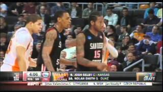 Download Kawhi Leonard selected in NBA Draft 06/23/11 Video