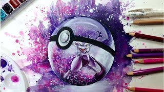 Download Pokemon Speed Drawing: Pokemon Go Themed Painting Video