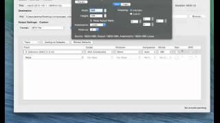 Download Compressing Videos with Handbrake (Mac) Video
