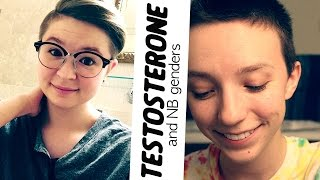 Download Testosterone? For Non-binary People? [CC] Video