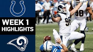 Download Colts vs. Rams | NFL Week 1 Game Highlights Video