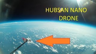 Download Launching a Drone into Space Video