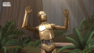 Download Star Wars: Galaxy of Heroes - C-3PO Spotlight Video