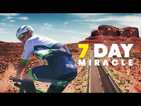 How A Cancer Survivor Broke The 7 Day Cycling World Record | The Way of The Wildcard
