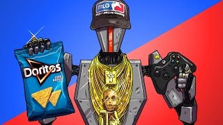 Download MLG ROBOT GAMER - Soul Hunt Funny Multiplayer Gameplay Moments Video