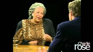 Download Toni Morrison Beautifully Answers an ″Illegitimate″ Question on Race (Jan. 19, 1998)   Charlie Rose Video