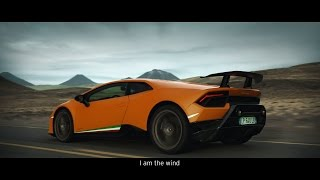 Download Huracán Performante: Sculpted by the wind Video