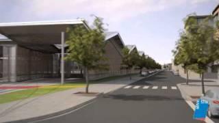 Download Nouveau dépôt de tram STIB Marconi Video