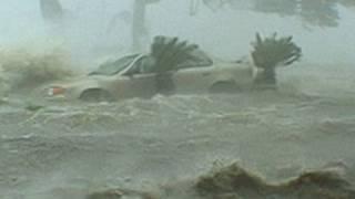 Download Hurricane Katrina Historic Storm Surge Video - Gulfport, Mississippi Video