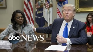 Download Omarosa accuses Trump of making racial remarks Video