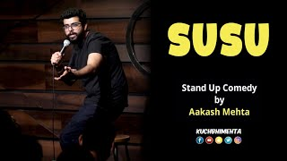 Download Susu | Stand Up Comedy by Aakash Mehta Video