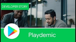 Download Android Developer Story: Playdemic drives user engagement and revenue with live ops on Google Play Video