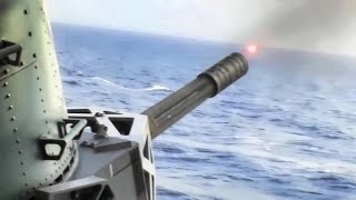 Download Phalanx CIWS Close In Weapons System • Live Fire Test Video