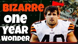 Download Meet the NFL's Most BIZARRE One Year Wonder Video