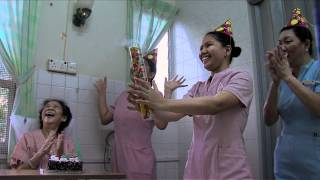 Download Be a healthcare assistant today! Video