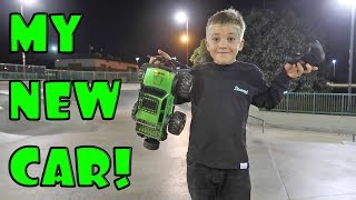 Download DRIVING MY NEW RC CAR! Video