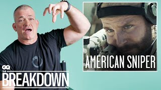 Download Navy SEAL Jocko Willink Breaks Down Combat Scenes From Movies | GQ Video