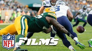 Download Packers D Pressure Provides Key Edge Against the Seahawks (Week 1) | NFL Turning Point Video