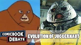 Download Evolution of Juggernaut in Cartoons, Movies & TV in 8 Minutes (2018) Video