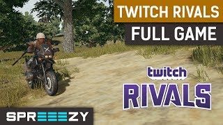 Download Twitch Rivals $80,000 Tournament   Game 4   Full Game   Duo with F1rstlady Video