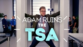 Download Why The TSA Doesn't Stop Terrorist Attacks - Adam Ruins Everything Video
