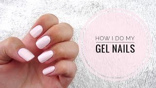 Download HOW I DO MY GEL NAILS   + Turn any polish into gel at home! Video