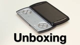 Download Sony Xperia PLAY Unboxing (Playstation Phone) Video