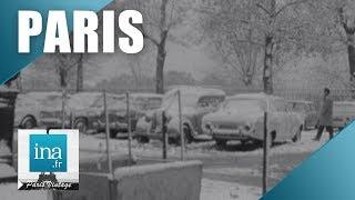 Download 1968 : Paris sous la neige | Archive INA Video