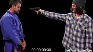 Download World's Fastest Gun Disarm Man? (.08 second Victor Marx 7th Degree Black Belt) Video