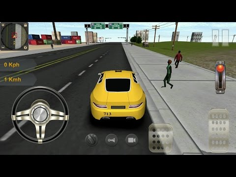 Taxi Driving 3D Android Gameplay #5