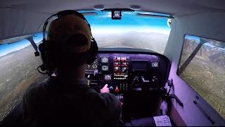 Download Price To Salt Lake City On PilotEdge (X-Plane 11 Cessna Home Cockpit) Video