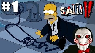 Download ″Homero Juega The Simpson: SAW GAME″ - Parte 1 Video