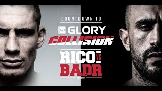 Download Countdown to GLORY: Collision - Rico vs Badr Video