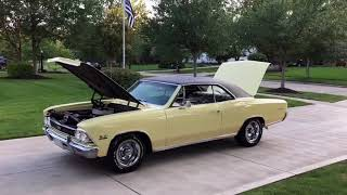 Download 1966 Chevelle SS Video