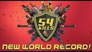Download NEW WORLD RECORD 54 KILLS! (Fortnite Battle Royale) Video