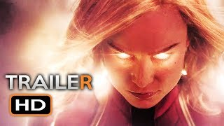 Download CAPTAIN MARVEL Official Trailer (2019) Brie Larson Marvel Superhero Movie HD Video